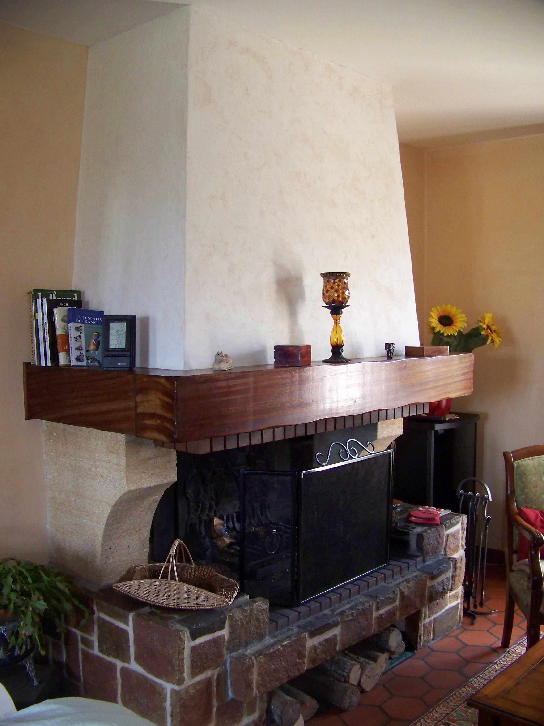 Nos r alisations couleur pigment - Peinture pour hotte de cheminee ...