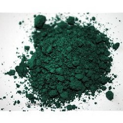 Pigment Vert Emeraude Deco Pigments Verts Couleur Pigment